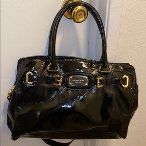 Michael Kors black purse. Barely used.